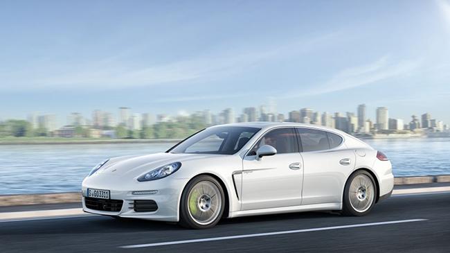 Porsche Panamera en versión híbrida