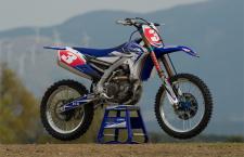 Lo nuevo de Yamaha para: YZ250F y YZ450F
