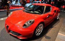 Alfa Romero 4C será presentado en Septiembre