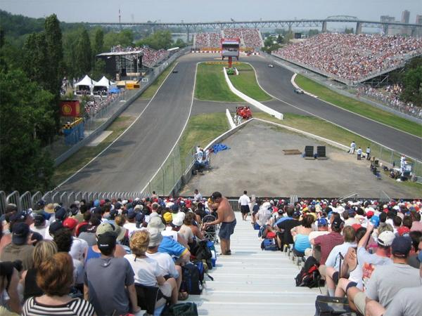 Imagen Gran Premio de Montreal