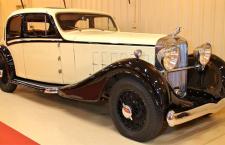 El museo de coches antiguos de Galdames