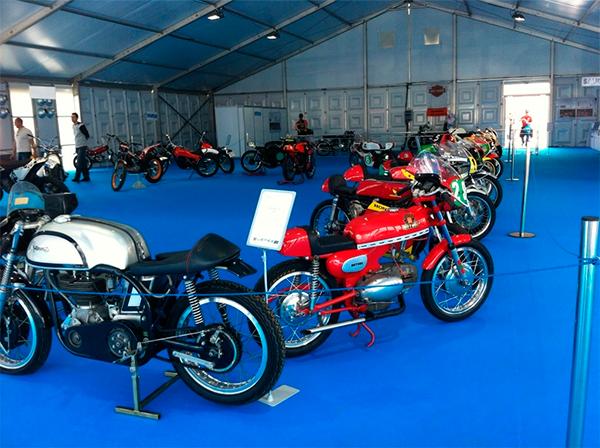 Museo de la moto en Jerez