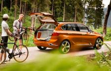 Nuevo concepto de coche BMW para ir de ruta