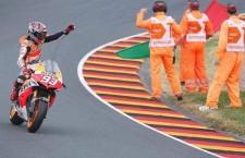 Nuevo triplete español en el Gran Premio de Alemania