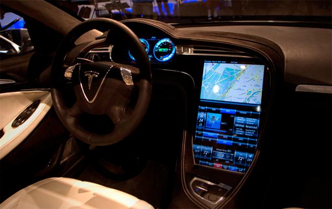 Coche inteligente de Tesla