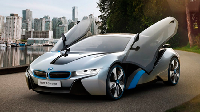 BMW i8 coche mejor valorado
