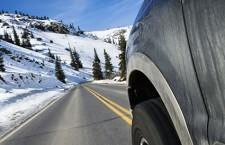 Precauciones para conducir con hielo y nieve