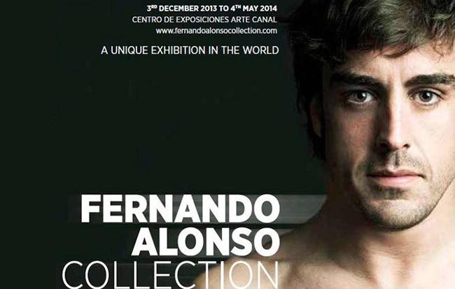 Fernando Alonso Collection: La exposición del bicampeón del mundo de F1