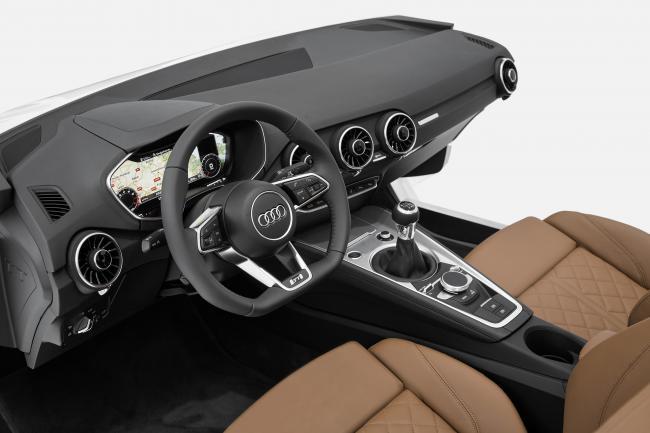 Nuevo modelo Audi TT 2014