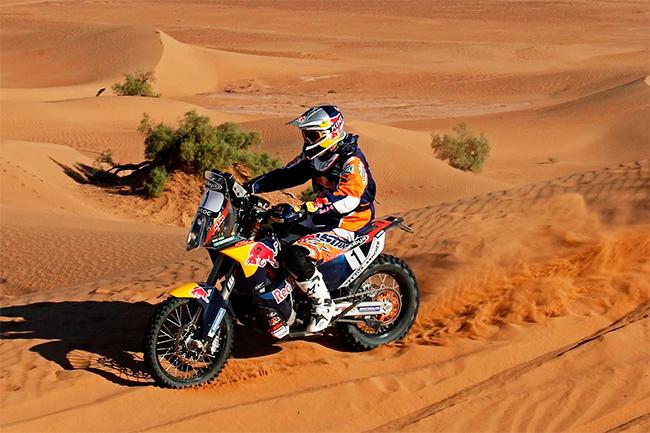Marc Coma Dakar 2014