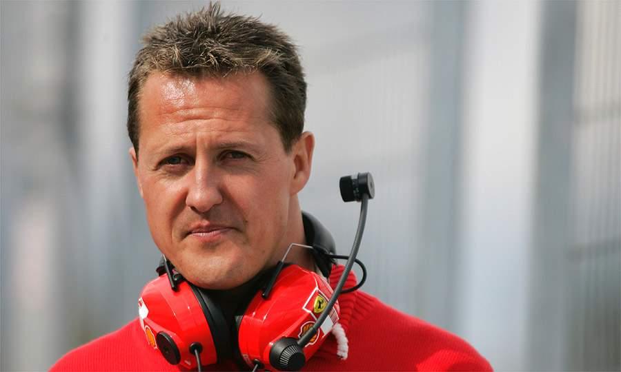 Schumacher se agarra a la vida