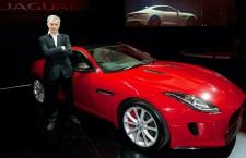 Mourinho se hace con el primer Jaguar F-Type Coupé en Inglaterra