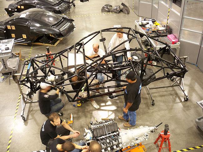 Local Motors fabricará un coche con una impresora 3D