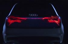 Audi Swarm: Sustituyendo los faros traseros por una pantalla OLED