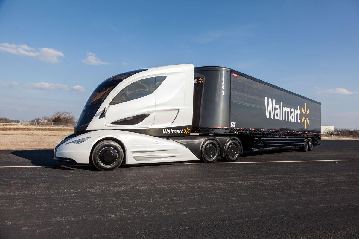 [Vídeo] Así será el camión del futuro