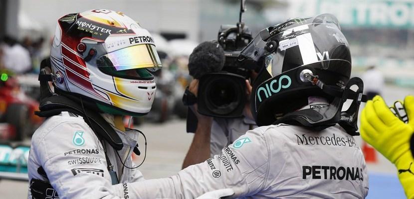 Mercedes, rival a batir en la Fórmula 1