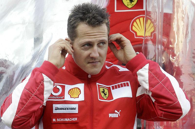 Accidente Schumacher