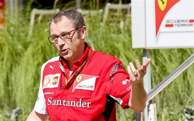 Ferrari confirma la dimisión de Stefano Domenicali