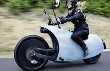 Así serán las motos del futuro