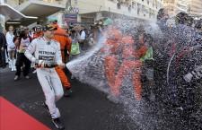 Mercedes AMG demuestra su hegemonía con la victoria de Rosberg
