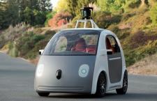 Un coche sin volante, pedales ni conductor