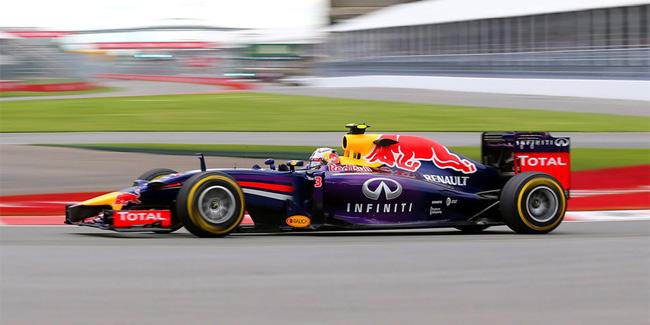 Red Bull consigue su primera victoria de la temporada