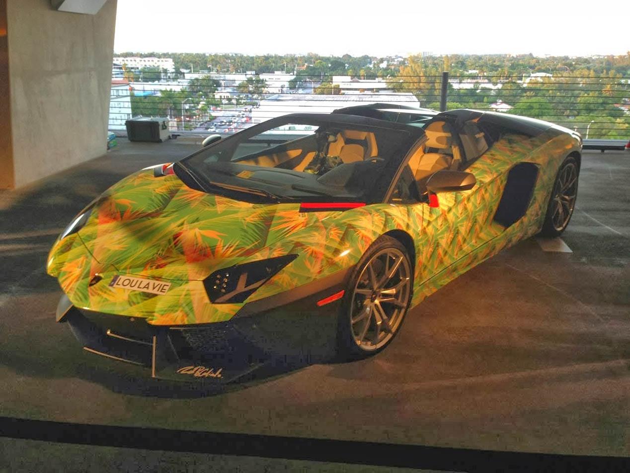 Sale a la luz el garaje de lebron james - Garaje de coches ...