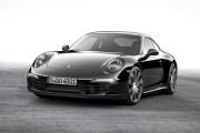 Nuevos Porsches Black Edition: Pásate al negro