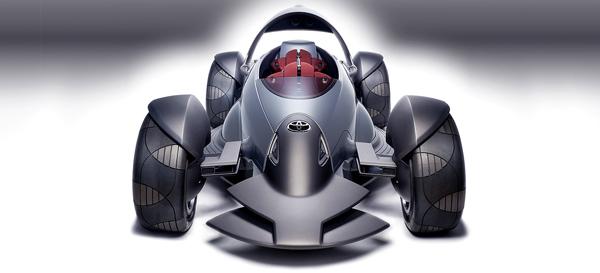 ¿El prototipo más arriesgado de Toyota?
