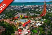 Ferrari Land comienza a construirse
