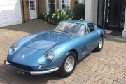 John Terry se gasta 2 millones de euros en un Ferrari 275 GTB