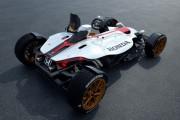 Honda Project 2&4: La unión perfecta de automóvil y motocicleta