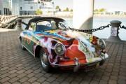 Hay que ser muy hippie para conducir este Porsche 356 de Janis Joplin