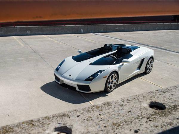 El único Lamborghini Concept S del mundo sale a subasta