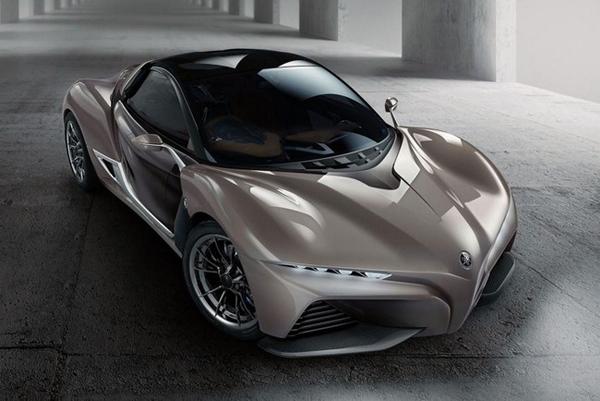 Yamaha Sports Ride Concept, el superdeportivo de fibra de vidrio