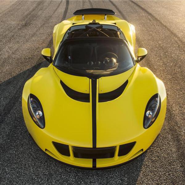 Hennessey Venom GT 2016: El más rápido del mundo
