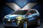 Kia X-Car, el coche oficial de X-Men Apocalipsis