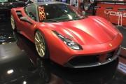 """""""Salvaje"""" es poco. Nuevo Ferrari 488 GTB de 1.000 CV de potencia"""