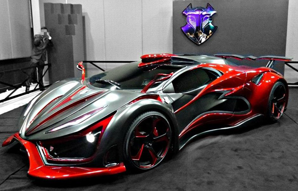Inferno Exotic Car, pura furia mexicana