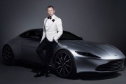 A subasta el Aston Martin DB10 de James Bond en Spectre