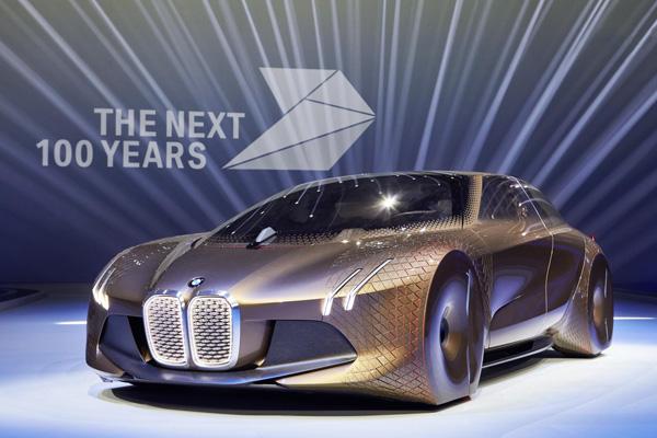 Así será el coche del siglo XXII
