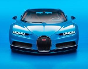 Bugatti presenta oficialmente el modelo Chiron